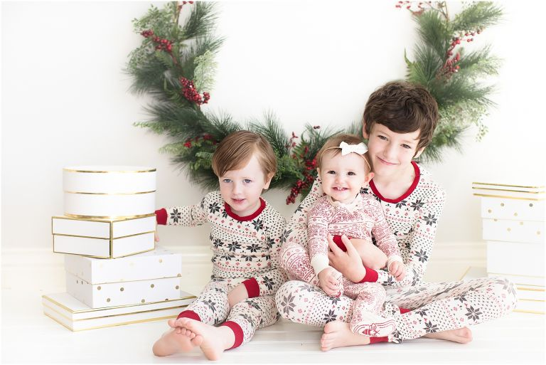 Oklahoma Christmas mini session